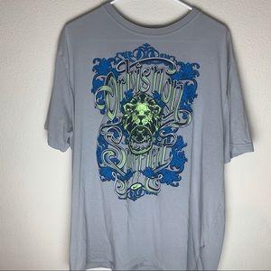"""Nike Lebron Lion Dri Fit Shirt """"Orbis Non Sufficit"""